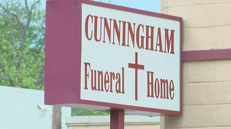 Cunningham Funeral Home in Kilgore