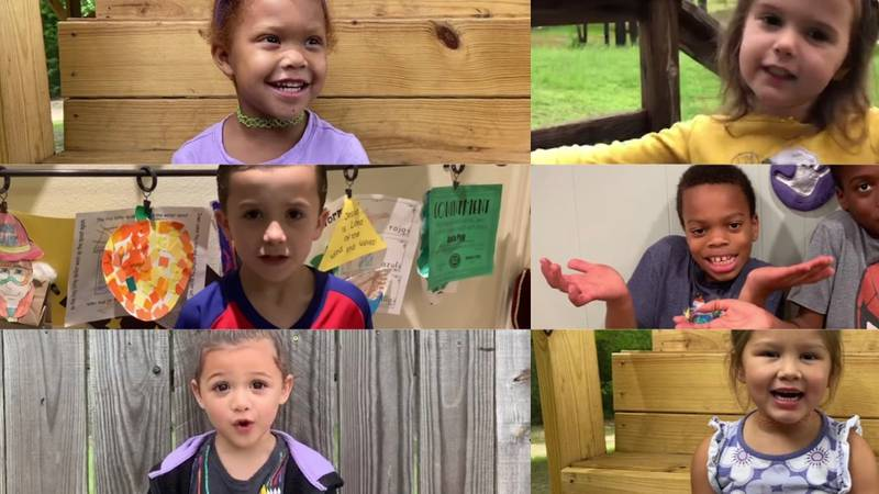 Children from East Texas share their stories about the importance of being a foster family.