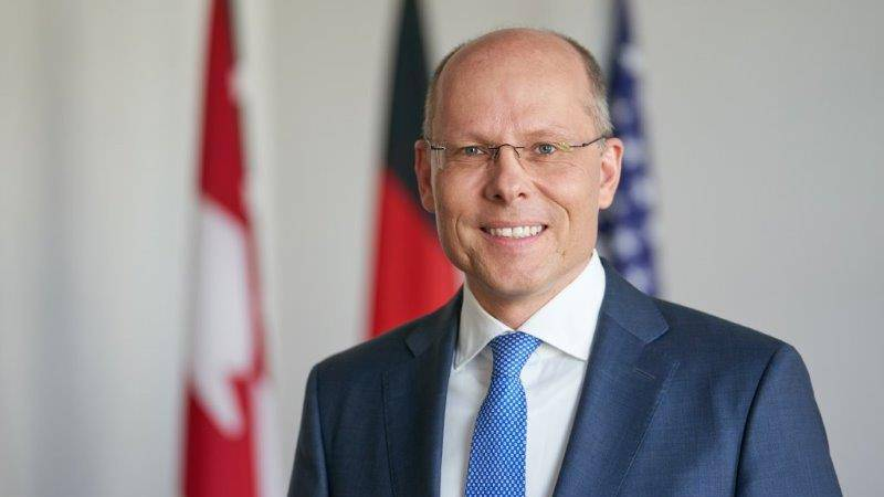 Peter Beyer, a member of Germany's parliament, also serves as Coordinator of Transatlantic...