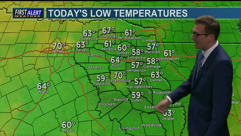 Wednesday Midday Weather At Your Fingertips 9-8-21
