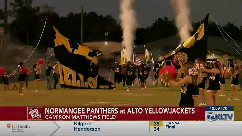 Week 9: Normangee at Alto