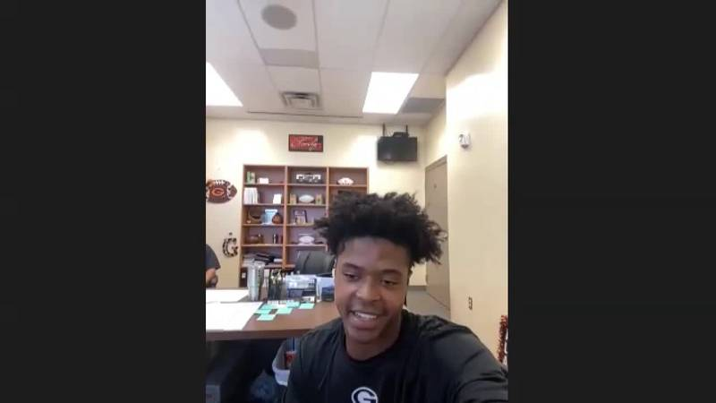 Gilmer's Brandon Tennison's dynamic playmaking has Gilmer on a perfect start