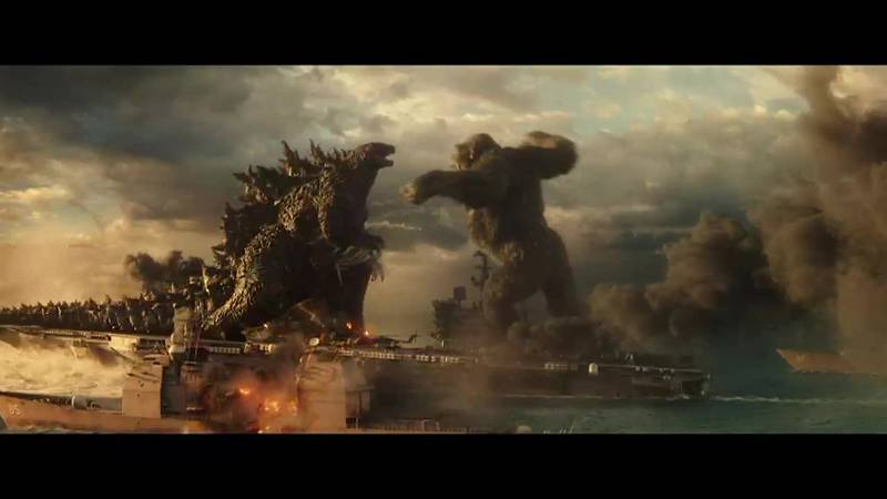 The reigning champs of giant monster-on-monster battles face off in a fight to see who is truly...