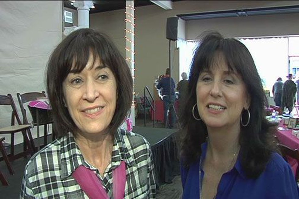 Scriptwriter Clare Sera and executive producer Lauren Taylor are in Nacogdoches in preparation...