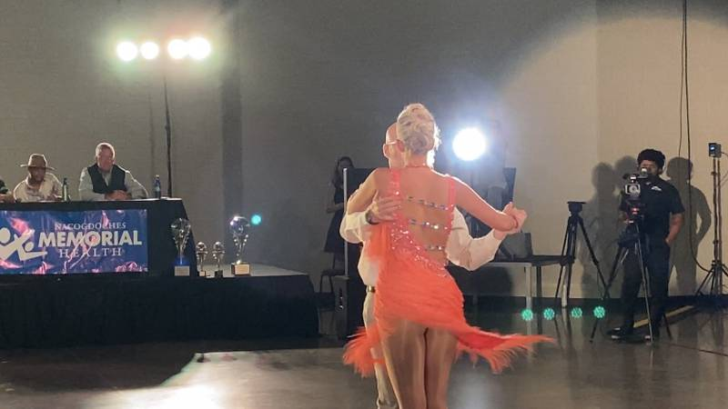 Dancing with the stars Nacogdoches