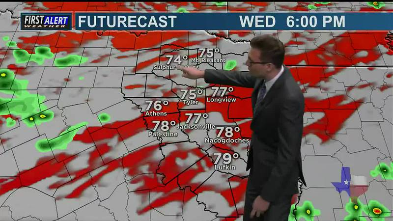 Tuesday Afternoon Weather At Your Fingertips 6-1-21