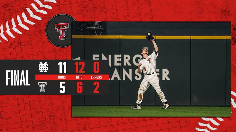 Texas Tech falls to Mississippi State