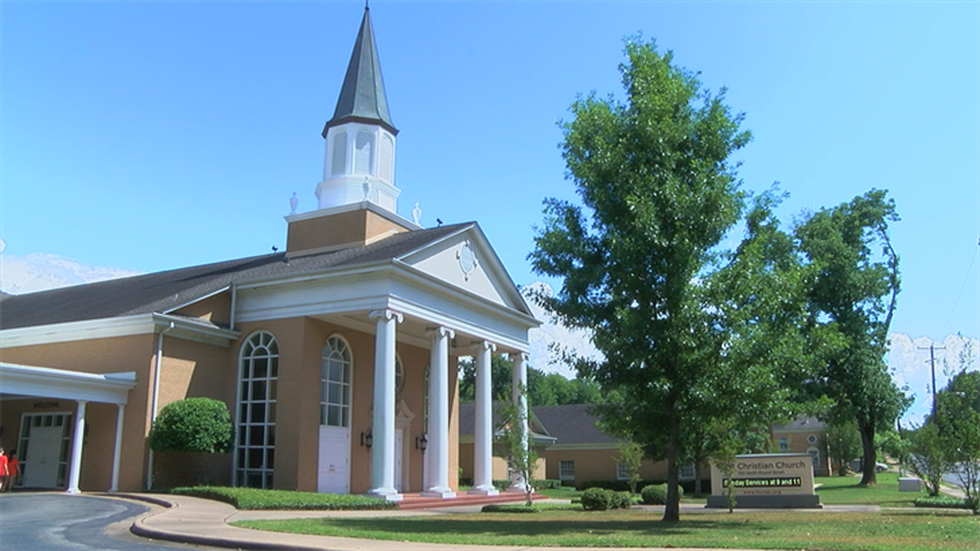 The Darbys estimate they have completed projects for more than 250 churches in East Texas....