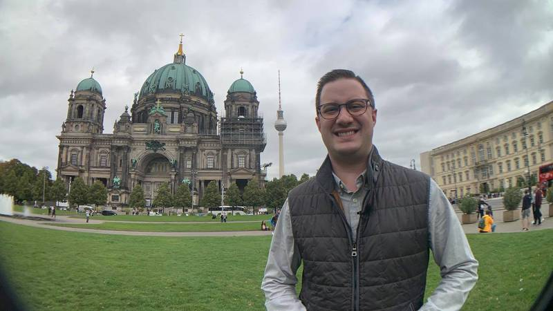 KLTV's Lane Luckie has a look at the final day of campaigning ahead of German's federal...