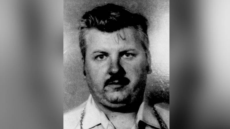 FILE - This 1978 file photo shows serial killer John Wayne Gacy. Gacy was convicted of killing...