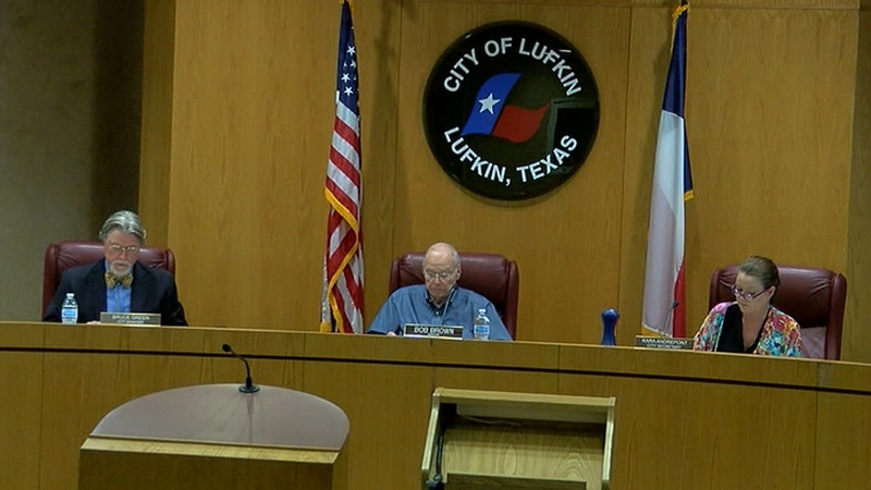 During the meeting, council members talked with citizens about the city's comprehensive public...