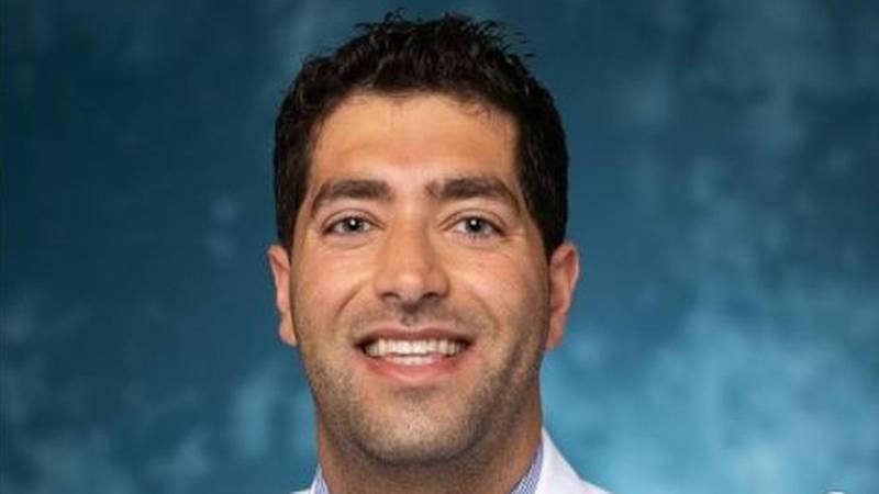 Dr. Cy Daneshfar of Lubbock