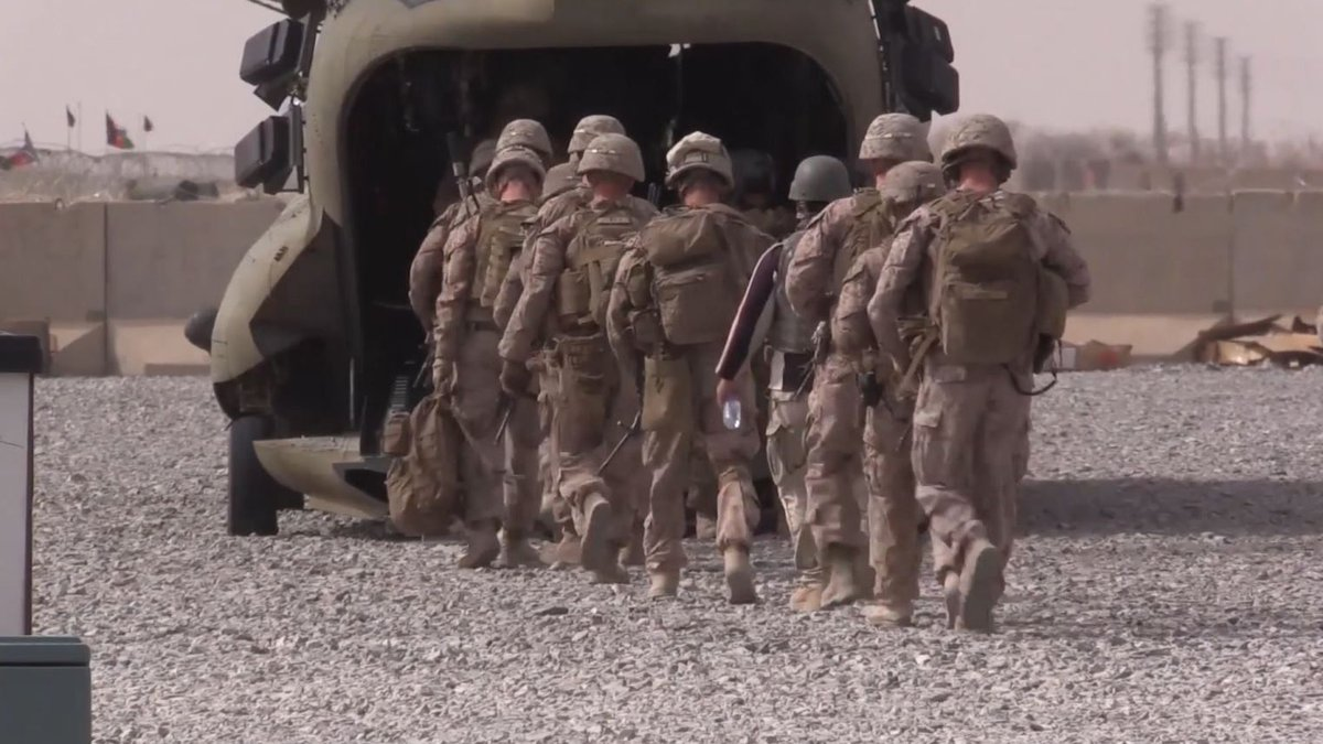 Hundreds of thousands of U.S. troops have not yet complied with the Pentagon's COVID-19 vaccine...