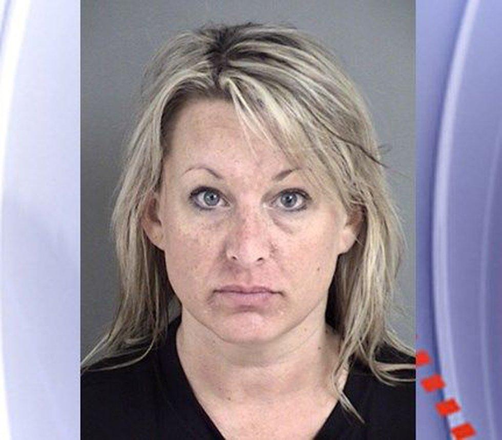 Heather Robertson (Source: Angelina County Jail)