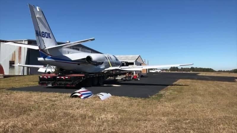 WEBXTRA: Plane Crash update