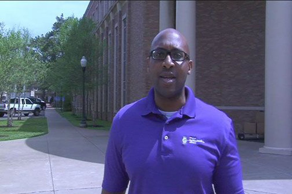 Dr. Osara Airen, director of SFA'S Office of Multicultural Affairs is wanting the event to...