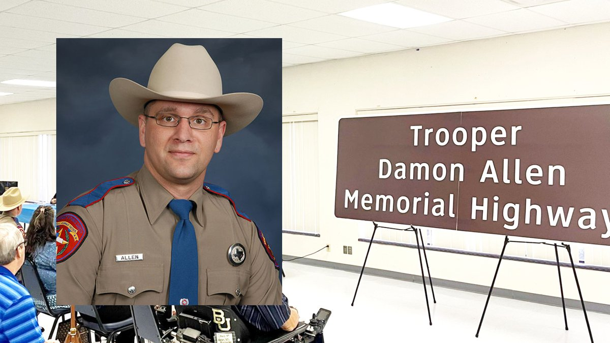 The Texas Department of Public Safety (DPS) today held a dedication ceremony for a portion of...