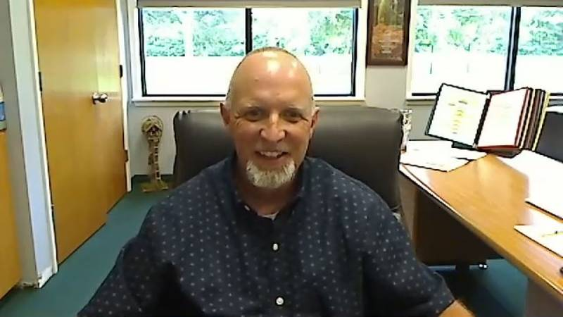 Hudson ISD superintendent Donny Webb