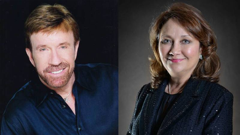 Chuck Norris, First Lady of Texas Cecilia Abbott to host reading together