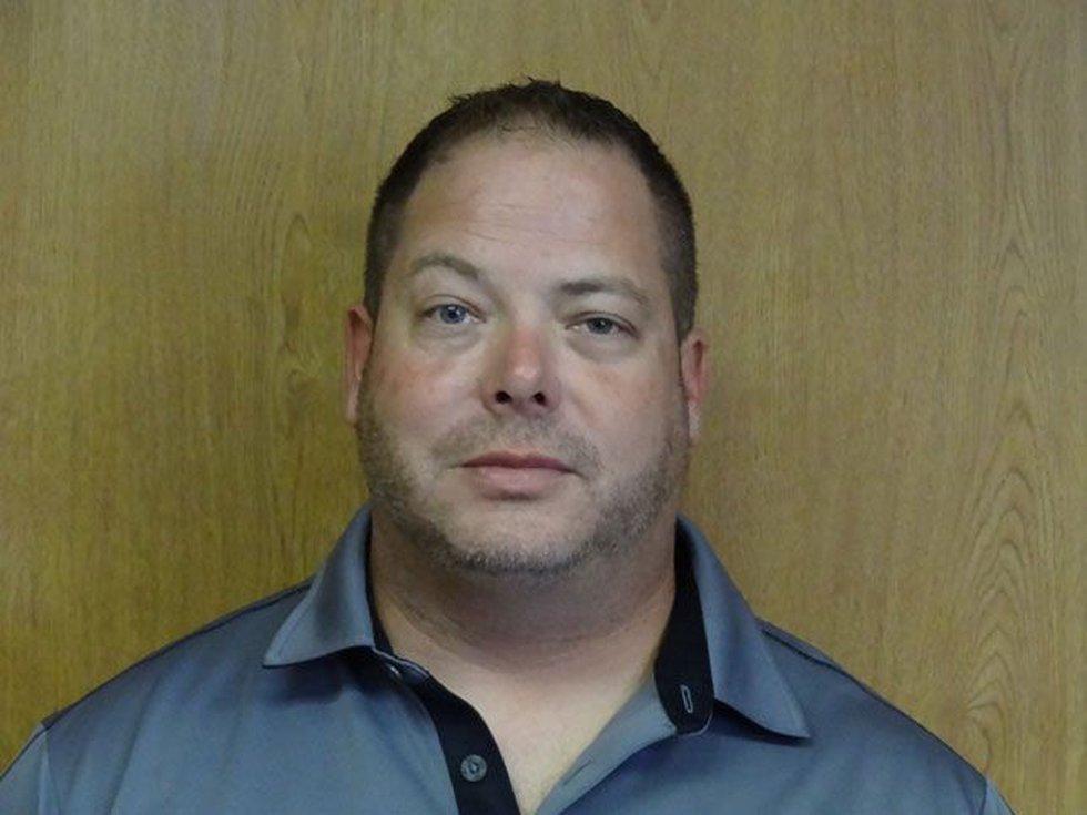 Stephen Godfrey (Source: Nacogdoches County Jail)