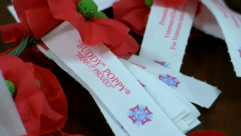Lufkin Memorial VFW Post 1836 and Auxiliary are gearing up for events during Buddy Poppy Week...
