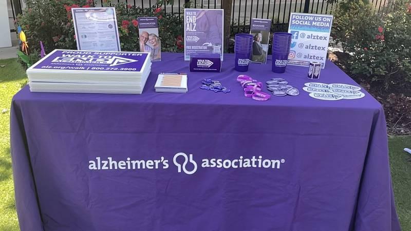 Walk to end Alzheimer's fundraising begins