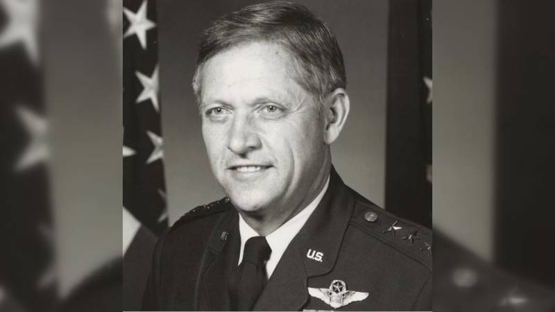 Lt. Gen. Howard Fish to be laid to rest in private ceremony.