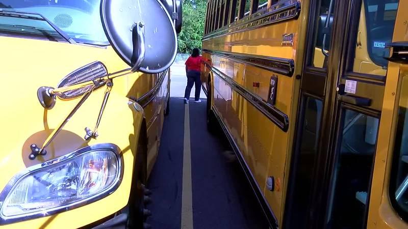 WEBXTRA: Bus driver shortage