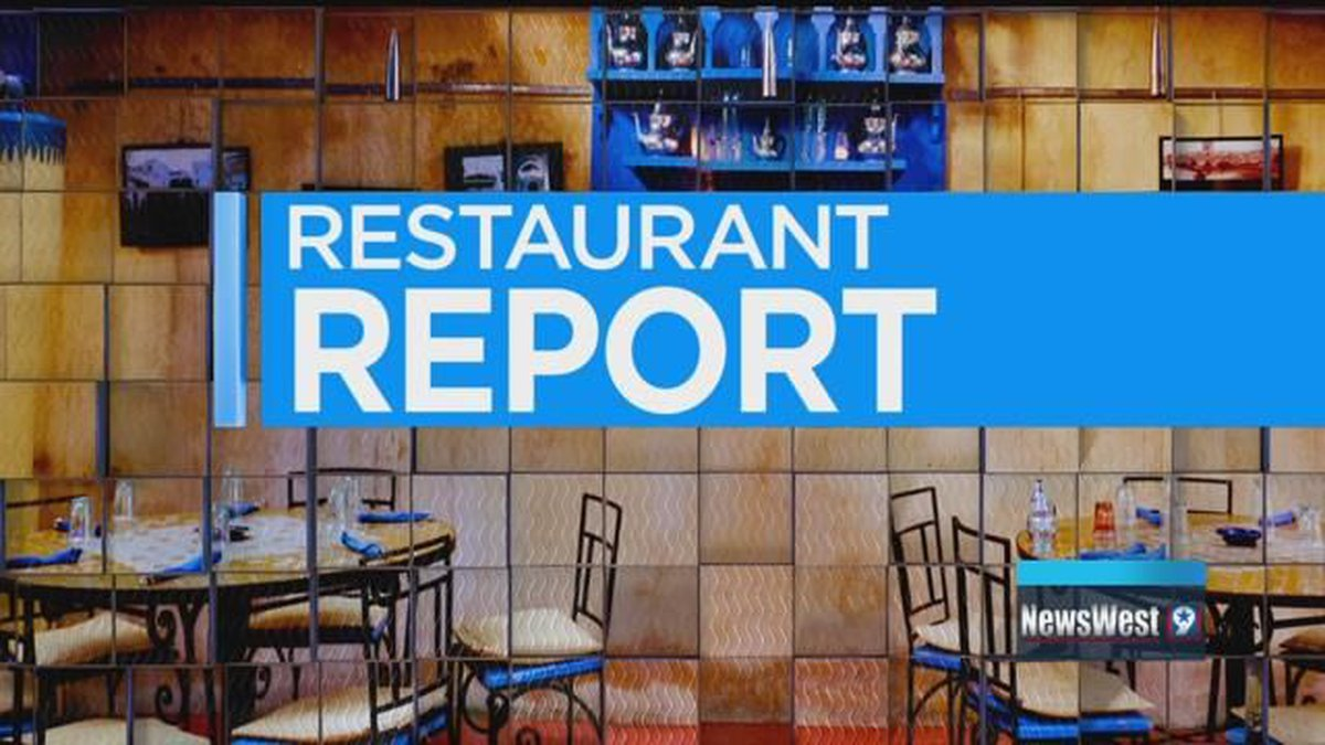 GF Default - Restaurant Report: One low performer in Odessa