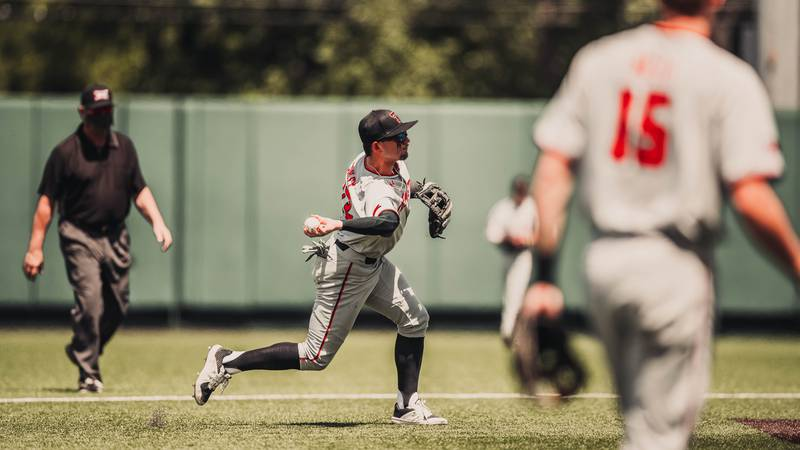 After taking the first two games of the series, the No. 11 Red Raiders were unable to get the...