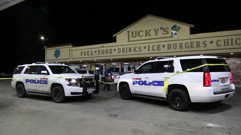 Video from scene of Lucky's stabbing incident