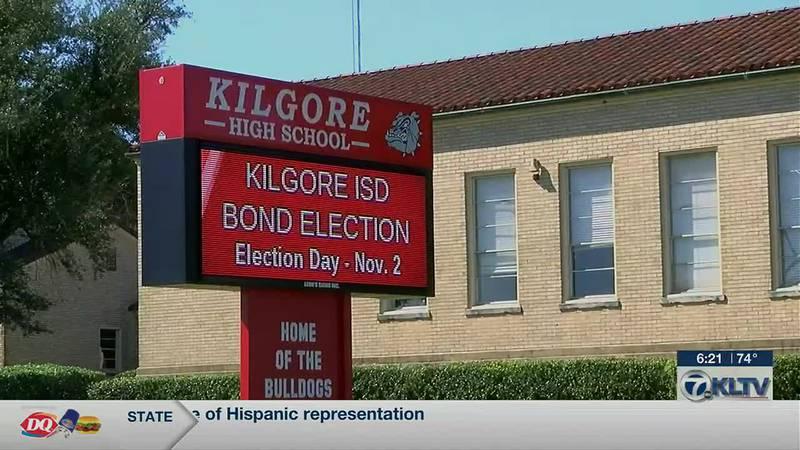 Kilgore ISD Bond