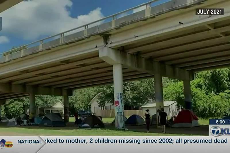 Homeless Encampment Law