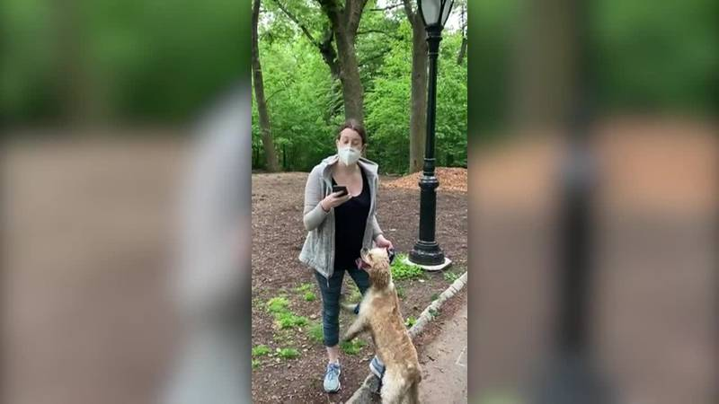 Amy Cooper made a second 911 call about a Black birdwatcher in Central Park, prosecutors say.