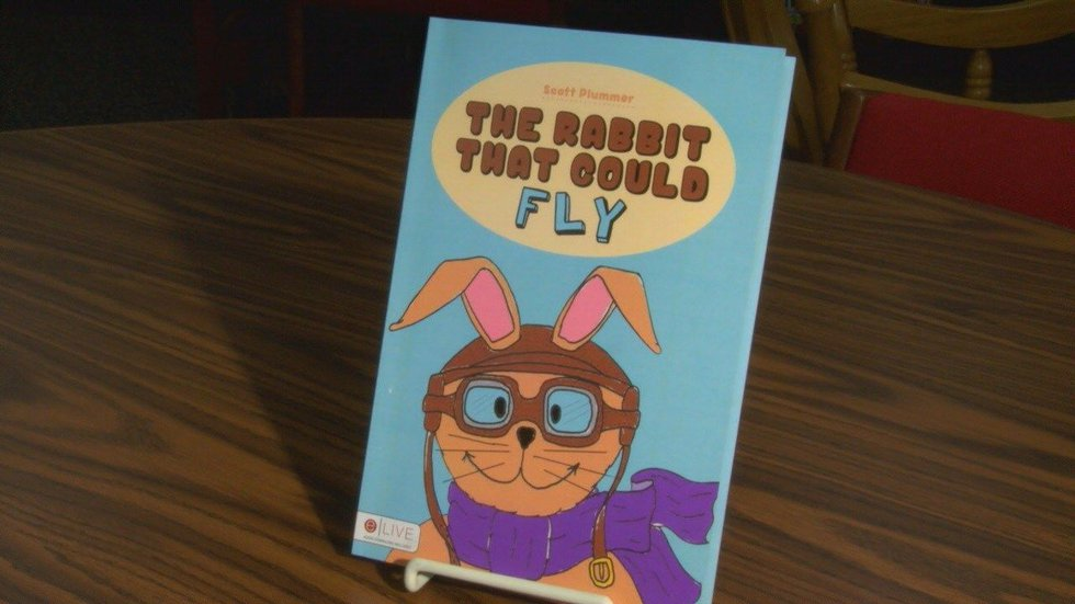 """""""The Rabbit That Could Fly"""" teaches children how to pray with their hearts. (Source: KLTV staff)"""