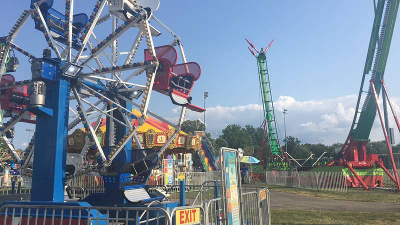 Under Ohio law, each ride is required to be inspected before a festival opens.  That's exactly...