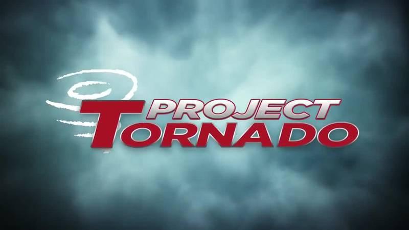 Chief Meteorologist Mark Scirto presents 35th annual Project Tornado