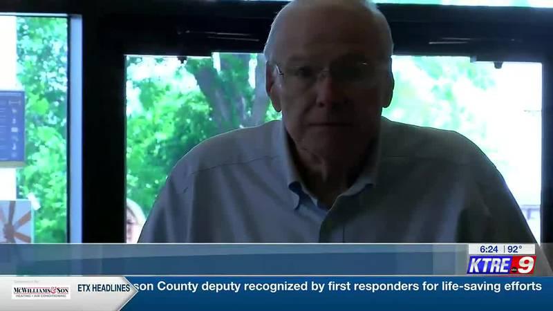 honoring a former mayor