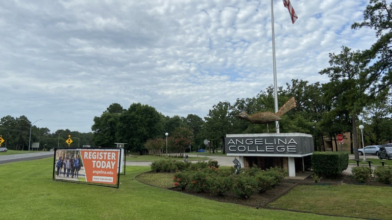 WebXtra Students at Angelina College set to receive CARES Act funds