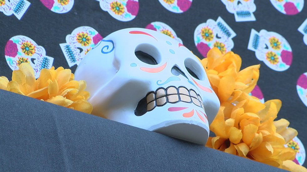 A calavera is a representation of a human skull that is used in celebrations of the Day of the...