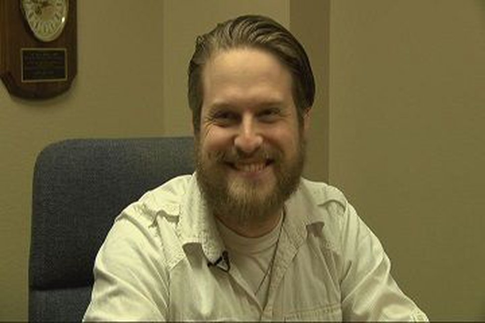 Andy Wilson found out about Be the Match while a student at SFA (Source: KTRE Staff)