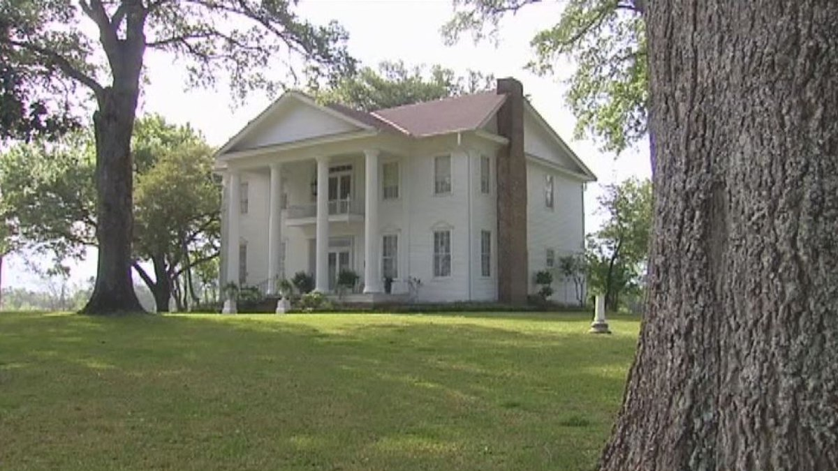 The Roseland Plantation Home is located in the southeast part of Van Zandt County. (Source:...