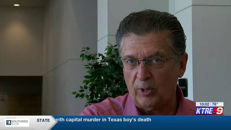 Law enforcement association leader gives message in East Texas: Enforce constitution KTRE