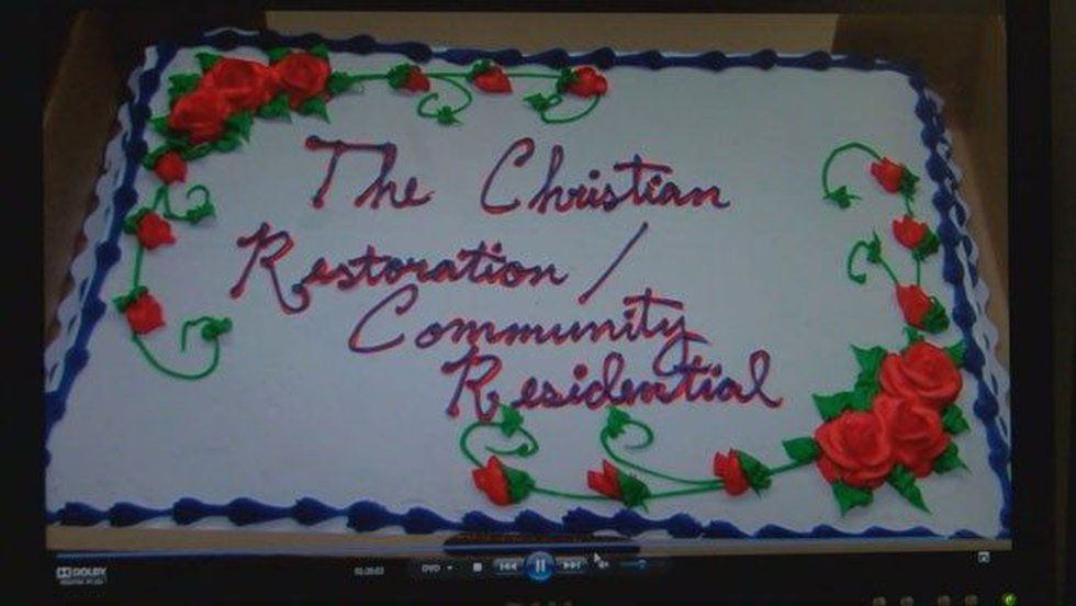 The Tyler Christian Restoration Community Center is the closest is in need of a sprinkler...