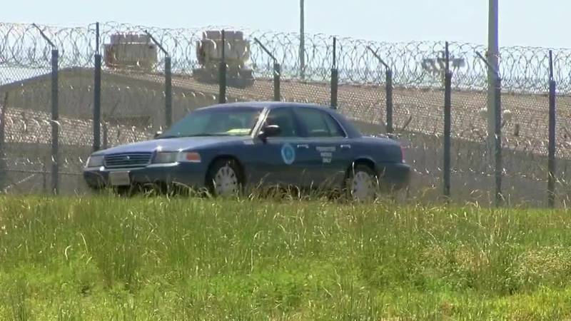 There are five prisons in Anderson County, and all of them are reporting positive cases of...