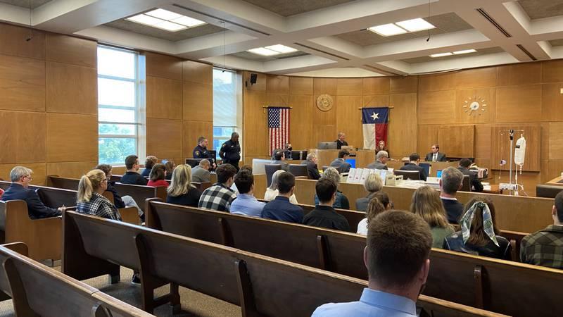 William Davis trial day 11