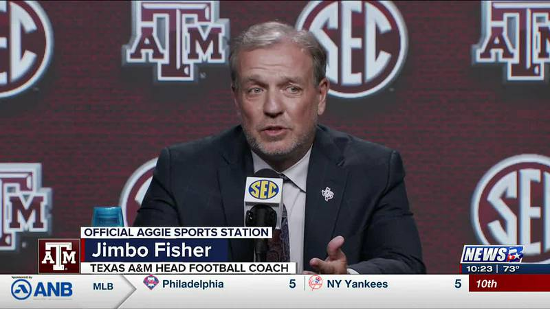 Aggies take the stage at SEC Media Days