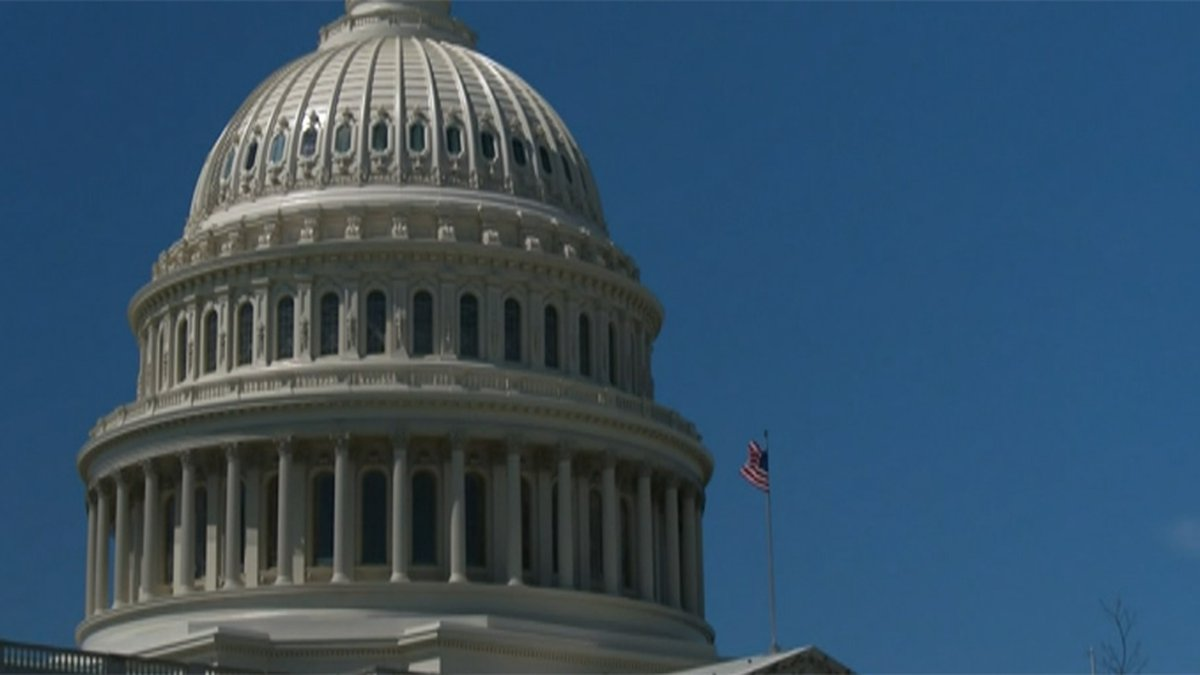 The U.S. Capitol was the site of a congressional 9/11 remembrance ceremony on Monday.