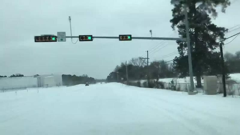 WEBXTRA: Driving in Longview