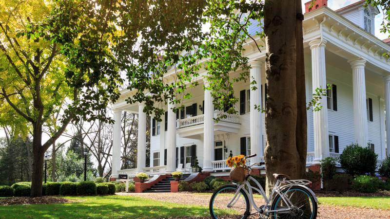 After a recent $2 million renovation, the owners put the Twelve Oaks Bed and Breakfast up for...